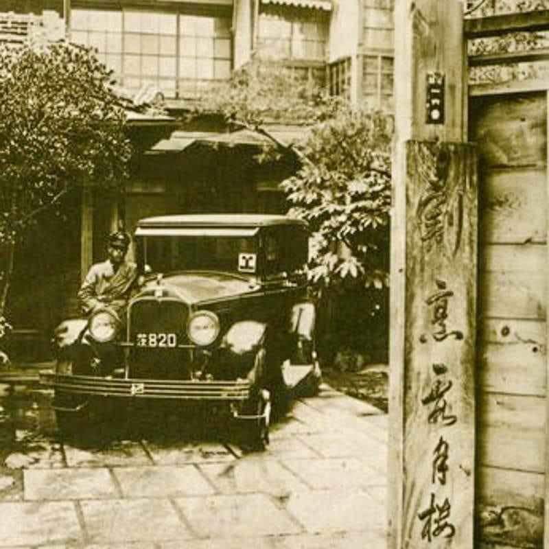 山本五十六も愛した土浦の老舗料亭