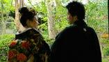 結納・お顔合わせのお席は、格式高く料亭の日本間で