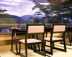 京都 嵐山温泉 渡月亭  こだわりの画像