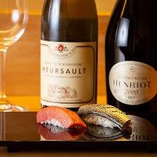 江戸前寿司と相性の良いお酒
