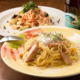 当店は千葉から厳選食材のお取り寄せ!こだわりの生麺パスタ