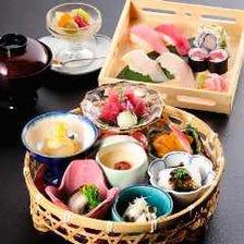 【ランチ数量限定】近大寿司花籠ご膳