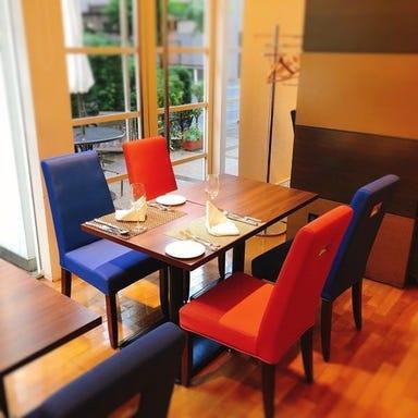 カフェ&レストラン シルク  店内の画像