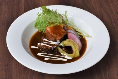 カフェ&レストラン シルク  コースの画像
