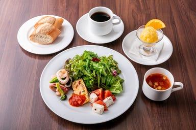 カフェ&レストラン シルク  メニューの画像