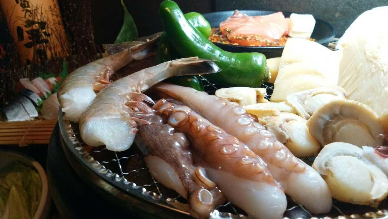 宴会コース 全国から集めた新鮮な魚介が味わえる