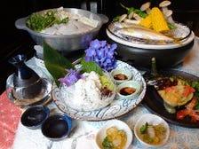 【和食】和の職人の京料理をご堪能