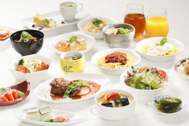 松江エクセルホテル東急 レストラン MOSORO(モソロ) コースの画像
