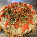 明太チーズ焼き(チーズ・明太子)