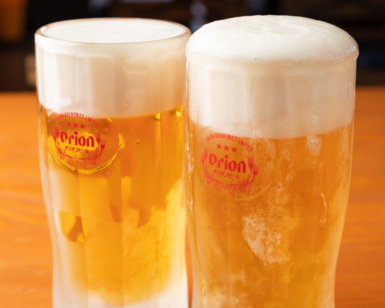 ■オリオンビールが飲めるお店!