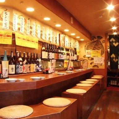 寿司居酒屋 七福 上大岡店 店内の画像