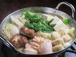 とり味噌鍋