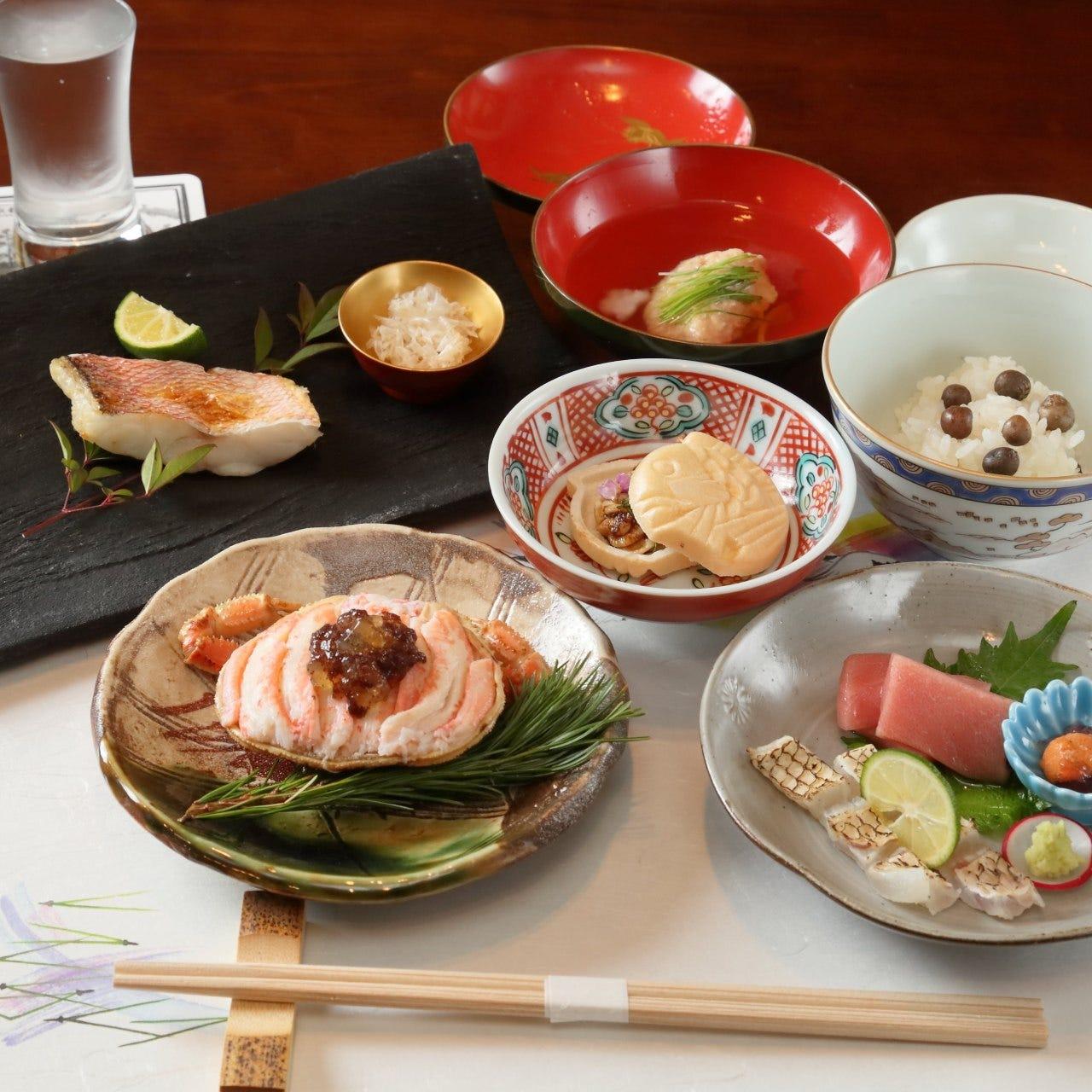 和創作料理と調和する多彩な日本酒