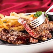 肉と言えば!リブロースステーキ♪