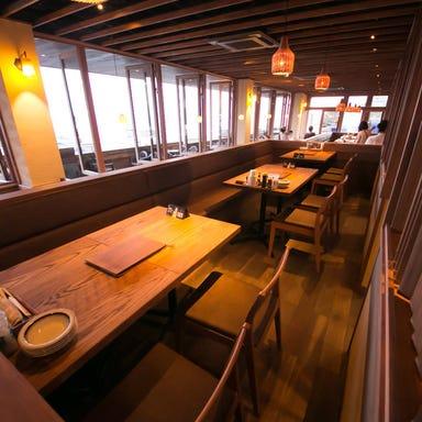 Restaurant MAIN  店内の画像