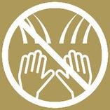 【5】お手洗いでのジェットタオルを使用中止