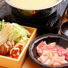 大和肉鶏を贅沢に使用の博多風水炊き