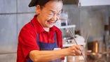 家族を想うような気持ちで作る、おかんの手料理が人気です