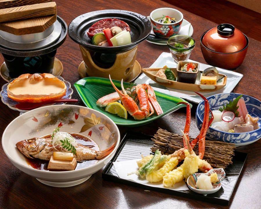 おまかせ料理コース 5,000円(税抜)