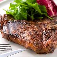 北海道産牛のTボーンステーキ