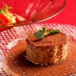 北海道日高産 マスカルポーネチーズのティラミス