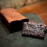 自家製チョコレートのテリーヌ 1本