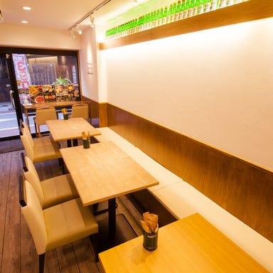 韓国料理 サムギョプサル サムシセキ 東長崎店 店内の画像