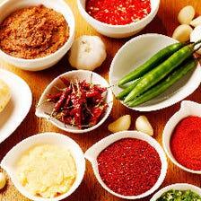 伝統的な韓国料理を最新のスタイルで