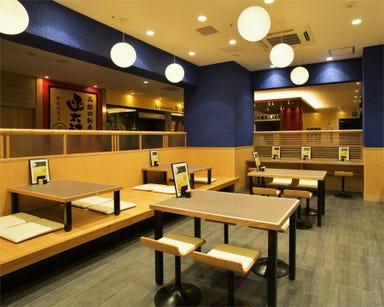 麺匠 玄龍 ララガーデン長町店 店内の画像