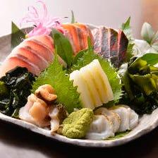 川崎北部市場より鮮魚をご提供します。