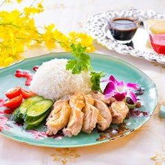 シンガポール料理専門店 HAWKERS(ホーカーズ)海南鶏飯