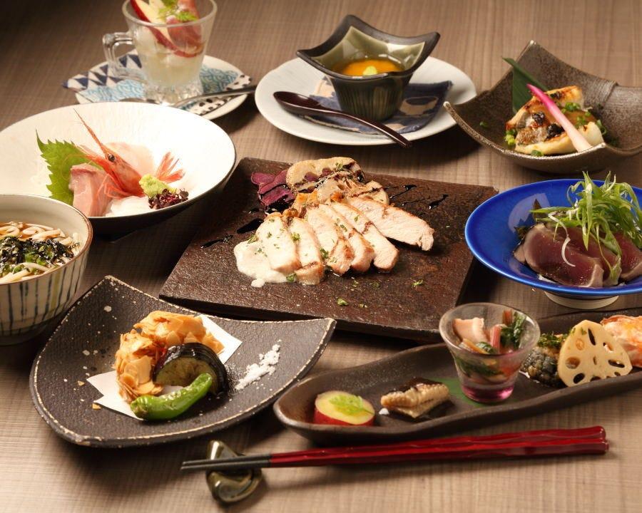 宴を海鮮で彩る 全5種