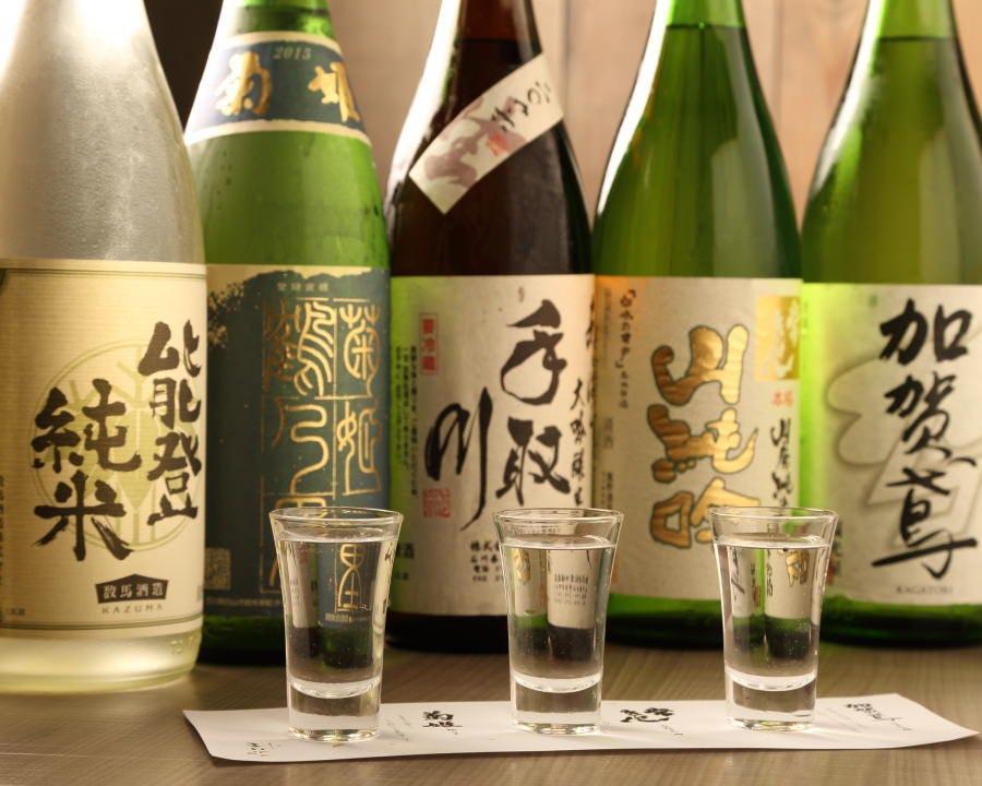 清らかな水から生まれた石川の銘酒