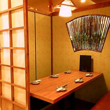 全席個室居酒屋 国産和牛肉寿司と海鮮 とろけ酒場 赤羽店 店内の画像