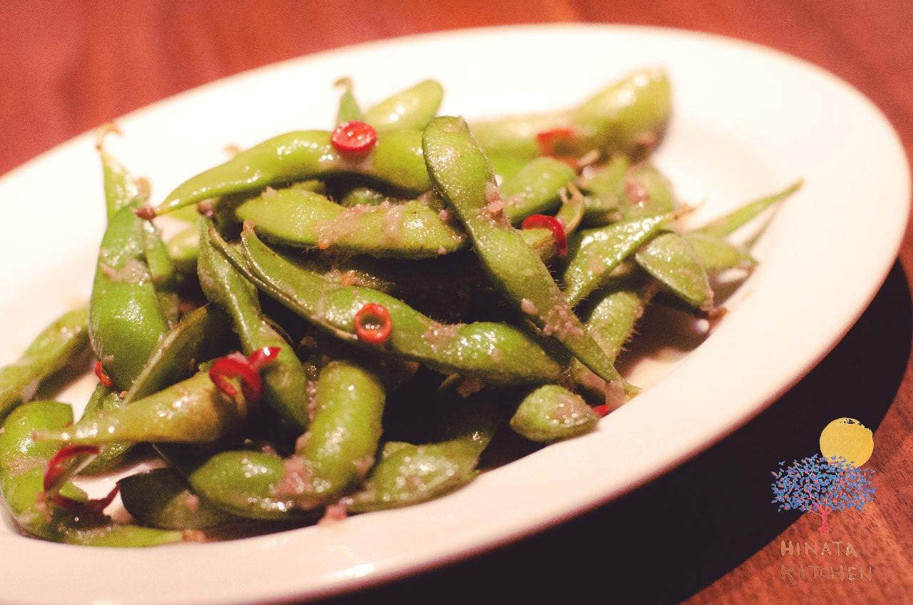 ◆オーダー率NO.1!! アンチョビ枝豆