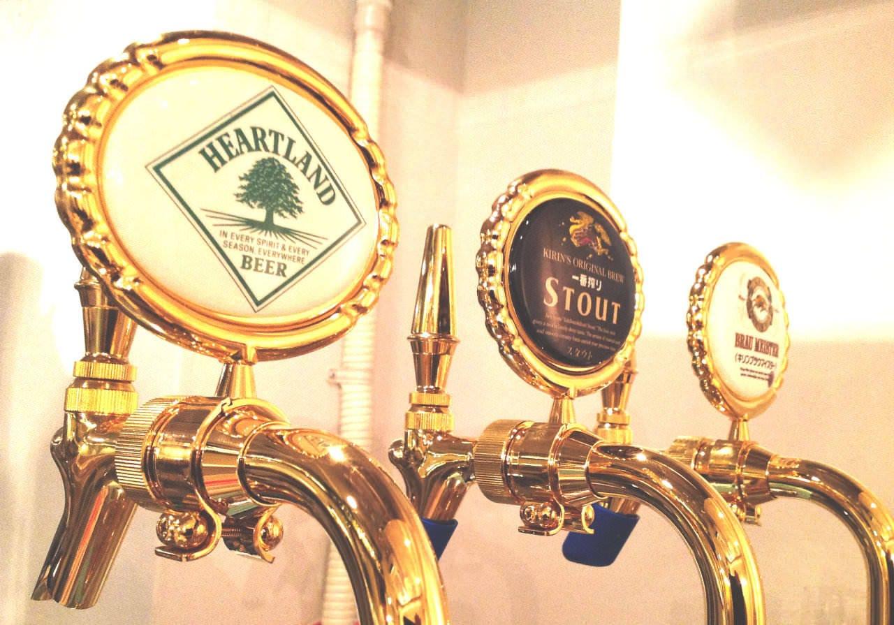 ◆自由が丘で一番美味しいビールを!