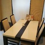 個室テーブル席(2~4名)