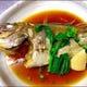 旬の鮮魚の煮付けも丁寧に仕上げています。