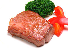 特選 和牛もも肉のグリル