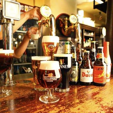 ブルドッグ 銀座 クラフトビール  こだわりの画像