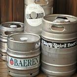 ◎ゲスト樽生クラフトビール 常時3種類 【IPA】(1種)【日本・各国の地ビール】(2種)