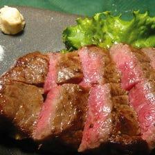 【 お肉 】和牛を使ったランプステーキ 120g