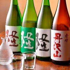 隆・白ラベル 若水 純米吟醸