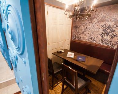 個室バル ザフラン  店内の画像