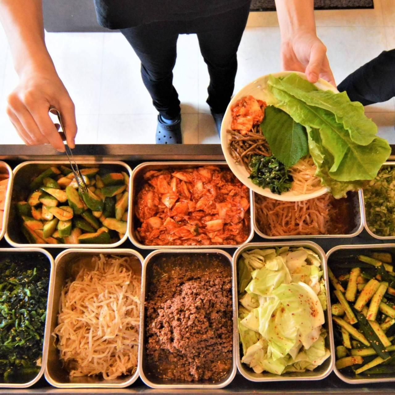 10種以上★焼肉に合う食材が食べ放題