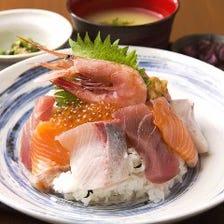 【ランチ限定】海鮮丼