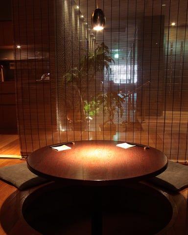 音音 上野バンブーガーデン店 店内の画像