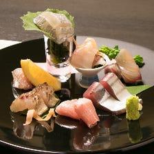 地元高知のお野菜や肉・魚が盛り沢山