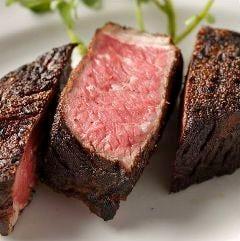 熟成葡萄牛リブロースのグリル