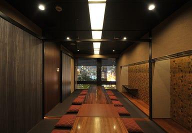京ごはんと鉄板焼き 京月 天満橋店 店内の画像